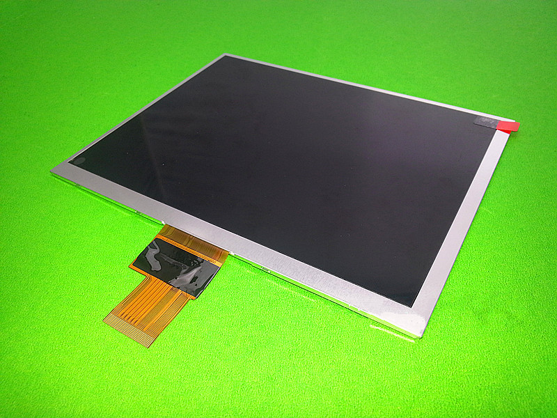 Original new 8 inch  LCD screen for Nextway F8 Tablet PC LCD screen 40pins Free shipping