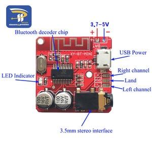 Image 3 - DIY Bluetooth אודיו מקלט לוח Bluetooth 4.0 4.1 4.2 5.0 MP3 Lossless מפענח לוח אלחוטי סטריאו מוסיקה מודול 3.7 5V