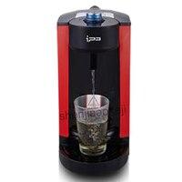 Aquecimento instantâneo chaleira dispensador de água elétrica caldeira de água temperatura ajustável café chá para escritório doméstico 2200w
