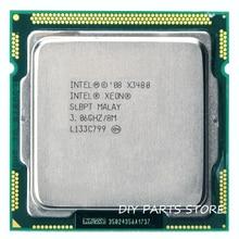 Intel Core Xeon X3480 8 M Caché 2.93 GHz i7 H55 LGA1156 P55 SLBJH igual 870