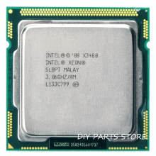 Intel Core Xeon X3480 8M Cache 2.93 GHz Slbjh LGA 1156 P55 H55 Sama I7 870(China)