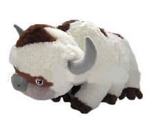 Anime Cow Avatar Last Airbender Appa Plush 45/55cm Animals Doll Toys For Kids Birthday Christmas Gifts(China)