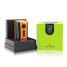 Yoko Firmware Atualizável Vape Caixa Mod Starter Kit TC 167 w Uso DNA250 Chipset Tensão Variável Vaporizador cigarro e-