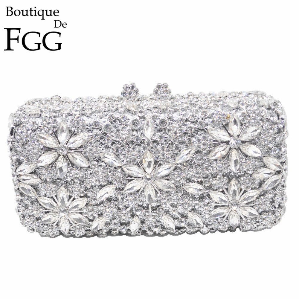 Online Get Cheap Silver Wedding Handbags -Aliexpress.com | Alibaba ...