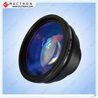 45*45mm Scan Field Fiber YAG F Theta Scan Lens for Laser Marking Machine