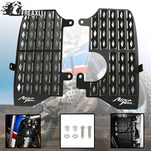 For Honda CRF1000L Africa Twin/ ADV Sports 2016-2019 2017 Motorcycle Aluminum alloy Radiator Grille Guard Protection