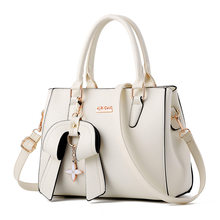 Women Bags 2017 New Luxury Handbags Designer Women Messenger Bags Fashion Korean PU Leather Crossbody Bag Female Clutch Bag
