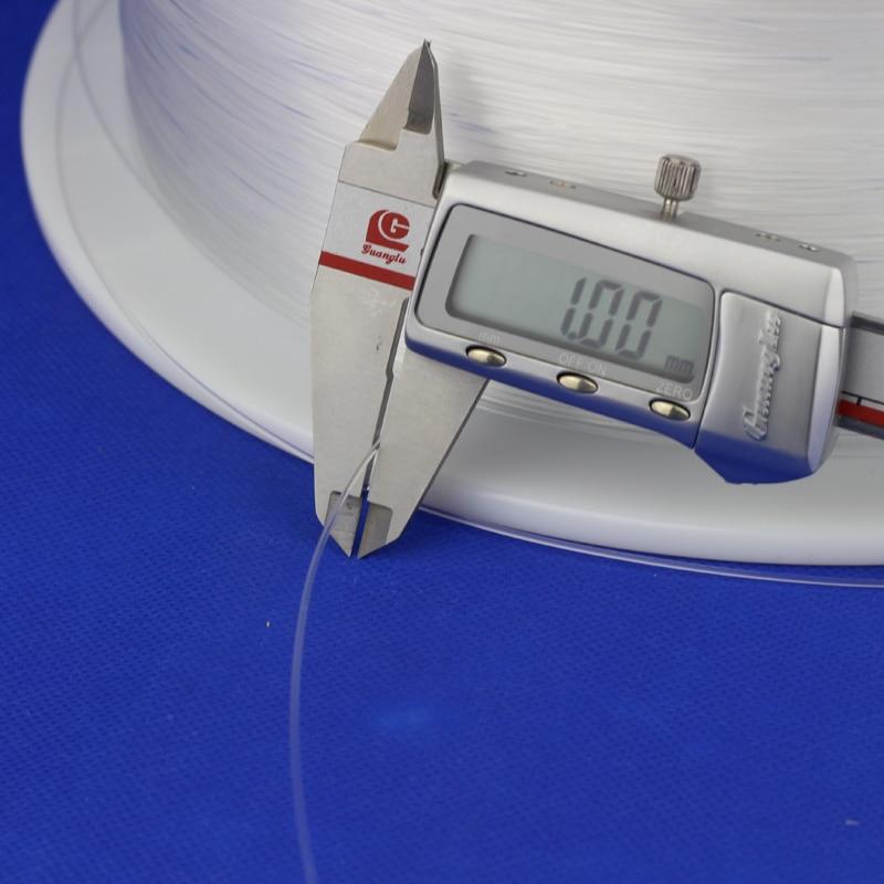 1,0mm * 50 stücke * 2 Mt PMMA Kunststoff lichtwellenleiter Lichter ...