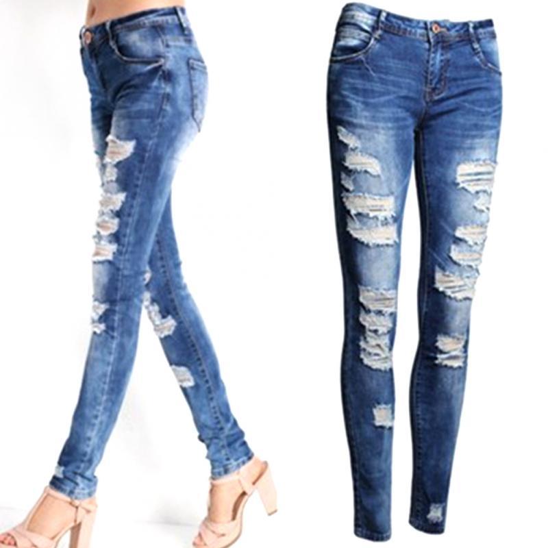 Фото девушек обтягивающих джинсовых штанах фото 184-623