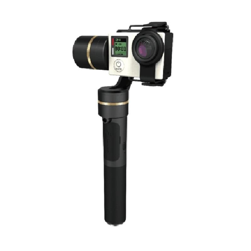2017 New Arrival  Feiyu G5 3 Axis Handheld Brushless Gimbal For GoPro Camera