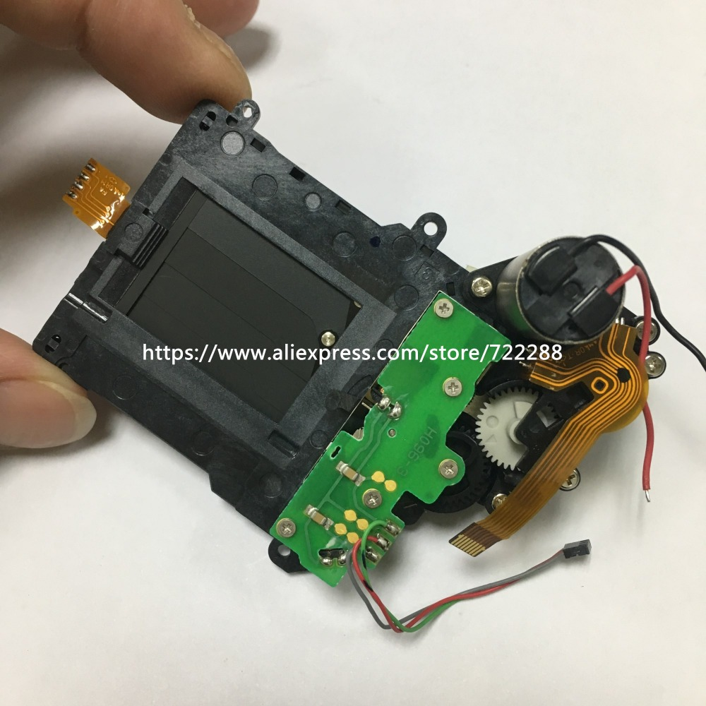 Repair Parts For Nikon D7100 D7200 Shutter Group Ass y with Motor Curtain Blade Unit