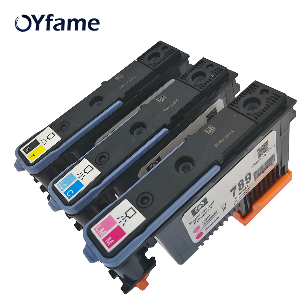 OYfame For <font><b>HP</b></font> 789 Printhead Print Head For hp789 replacement for <font><b>hp</b></font> 789 <font><b>DesignJet</b></font> <font><b>L25500</b></font> Printer image