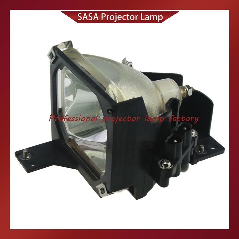Replacement Projector Lamp With Housing ELPLP13 / V13H010L13 For EPSON EMP-70/EMP-50/PowerLite 50c/PowerLite 70c projectors elplp13 v13h010l13 compatible bare lamp for epson powerlite 50c 70c emp 50 emp 70 projector