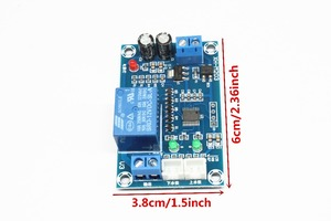 Image 3 - XH M203 Full Automatic Water Level Controller Pump Switch Module AC/DC 12V Relay Aug24 Drop Ship