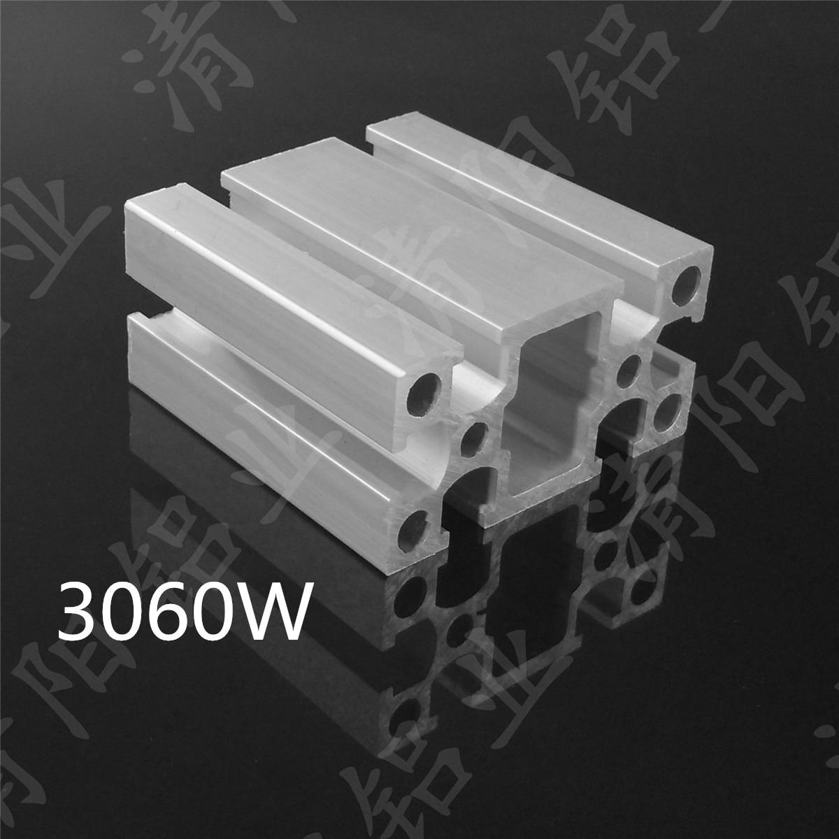 3D Industrial Aluminum Alloy Profile 3060W Heavy Aluminum 3060W Frame Aluminum Workbench Aluminum 3060