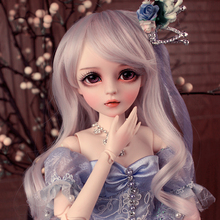 BJD 1/3ball jointed Doll gifts for girl Handpainted makeup fullset Lolita/prince