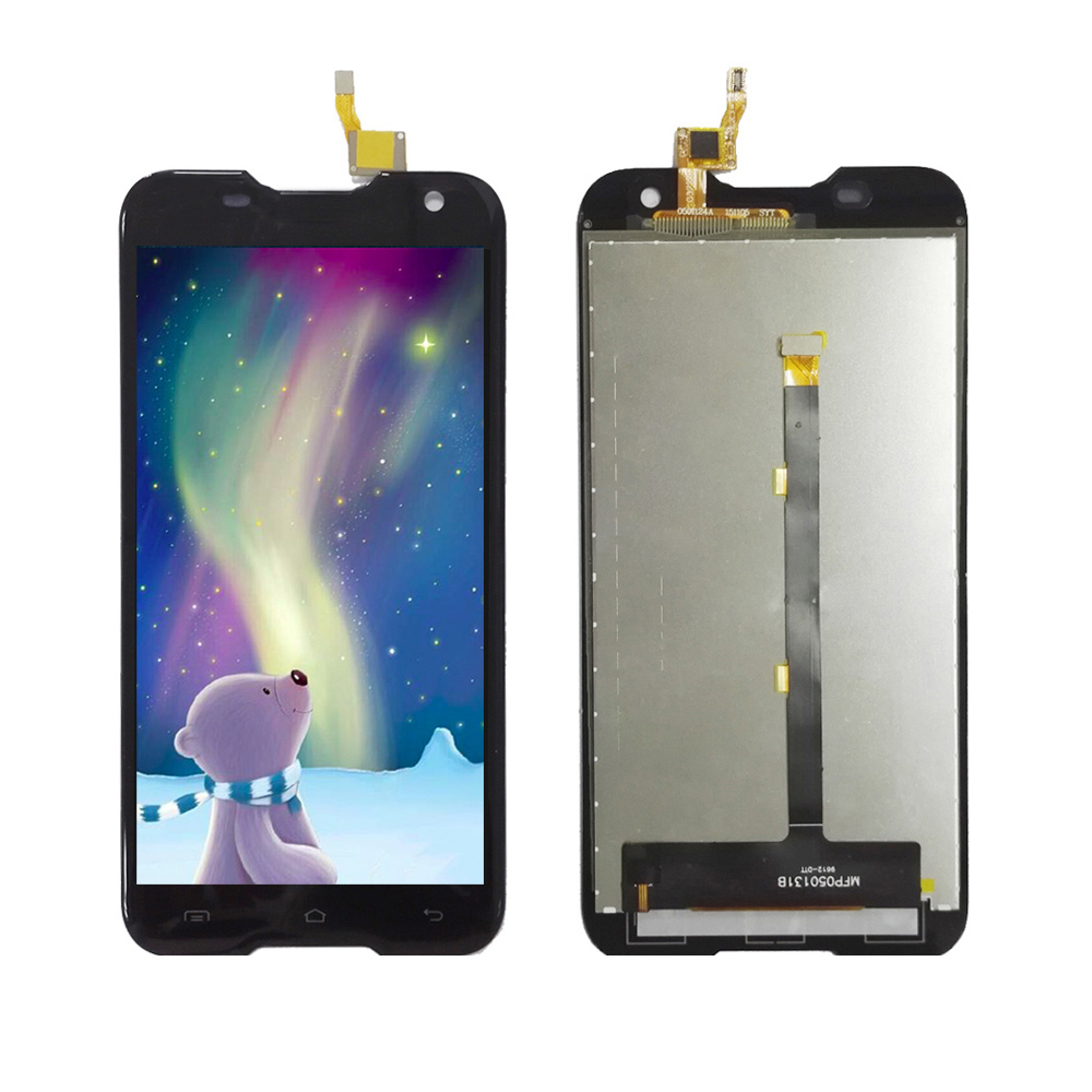 5.0 inch For Blackview BV5000 LCD Display+Touch Screen Digitizer Assembly Replacement 1280X720