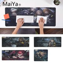 Maiya Top Quality Girls Frontline Anime Beautiful Anime Mouse Mat Free Shipping Large Mouse Pad Keyboards Mat