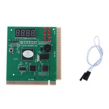 BGEKTOTH New 4-Digit LCD Display PC Analyzer Diagnostic Card Motherboard Post Tester