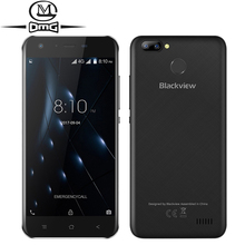 Blackview A7 Pro 4G LTE Mobile phone Android 7.0 2GB RAM 16GB ROM MTK6737 Quad core 5.0″HD Dual Rear Camera Touch ID Smartphone