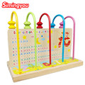 Simingyou Montessori Toys Math Number Chinese Abacus Teaching Baby Early Montessori Educational Toy Wooden Educative Toys BMZ2