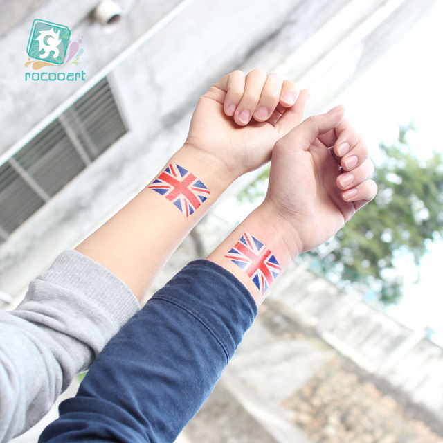US $0.3 |48 Different Countries Flags Temporary Tattoo Sticker Waterproof  Face Sport Tattoo For Football Games Tattoo Stickers-in Temporary Tattoos  ...