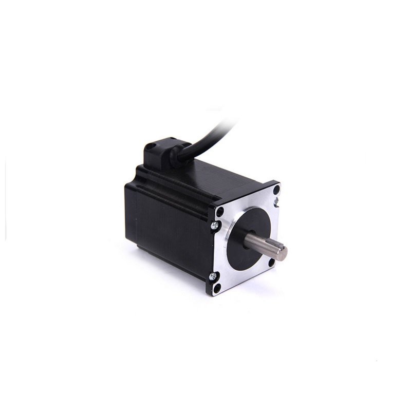 Best Sell free shipping CNC Nema 23 Stepper Motor Engraving machine CE 3D Printer Robot Foam Plastic MetaFuselage 76lmm in Stepper Motor from Home Improvement