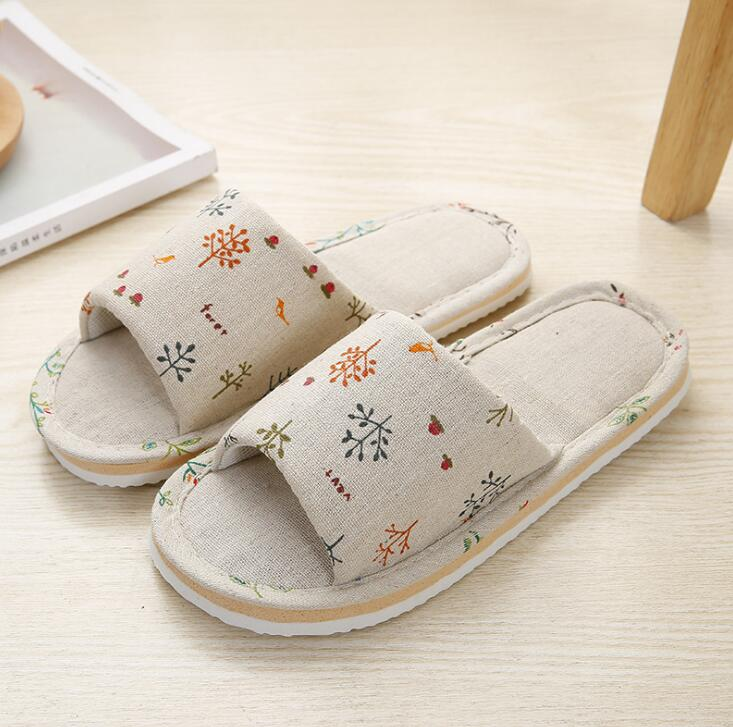 2019 Men Slippers NV89 94 Slippers Khaki Blue Cotton Slippers For Men Shoes High Quality Home