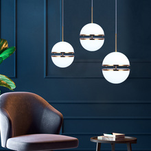 New Modern Parlor Led Pendant Lights Bedroom Bedside Hanglamp Restaurant Bar Pendant Lamp Creative Ceiling Fixture Home Art Deco japan style modern concise creative wood pendant lamp cafe bar restaurant bedroom parlor study decoration lamp free shipping