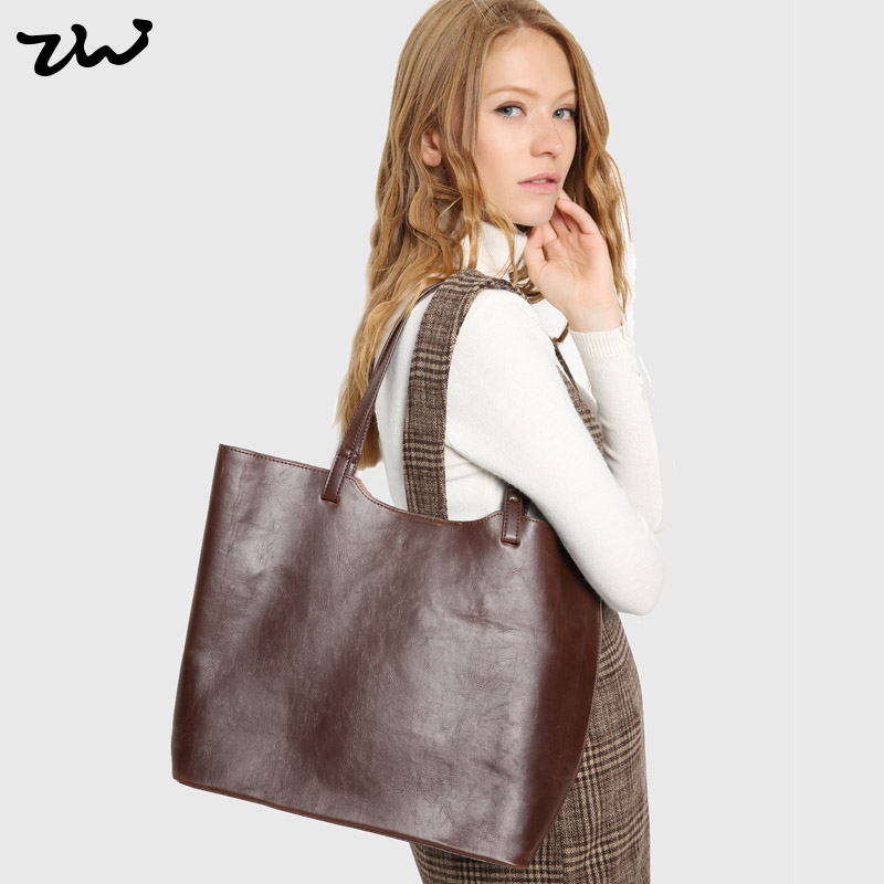 ZIWI Newest Classic Women Handbag Europe And The United States style FashionLeisure Simple Composite bags for women 2017 CT18160 composite structures design safety and innovation