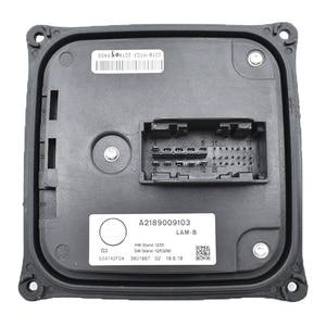 Image 1 - LED DRL ILS headlight control unit A2189009901 A2189000002 A2189009103 FOR Mercedes B Class W246 C Class W204 GLK