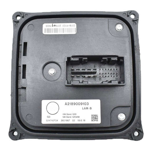 LED DRL ILS headlight control unit A2189009901 A2189000002 A2189009103 FOR Mercedes B Class W246 C Class W204 GLK