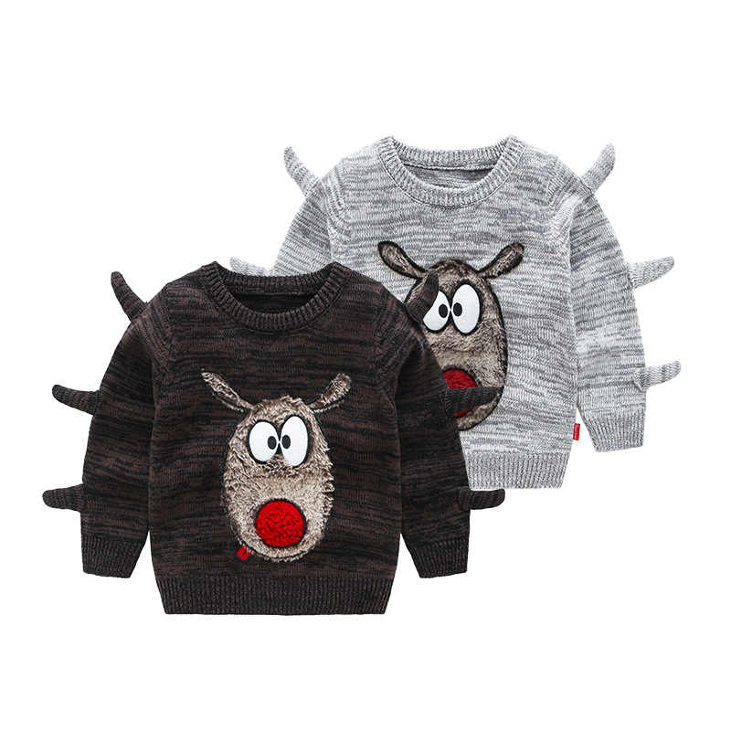 a5e5c6bc237a Detail Feedback Questions about Baby Boy Knitted Sweaters Cartoon ...