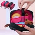 Travel bolso de Mano de las mujeres Bolsa Pequeña Bolsa de Cosméticos Estuche de Maquillaje A Prueba de agua Organizador Beautycase bolsas de aseo bolsa de kit de baño vanidad