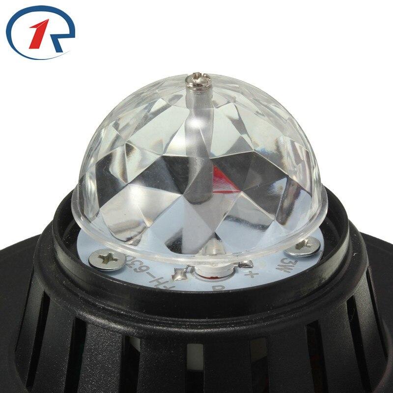 ZjRight 3W լիարժեք գույնի LED թեթև - Կոմերցիոն լուսավորություն - Լուսանկար 4
