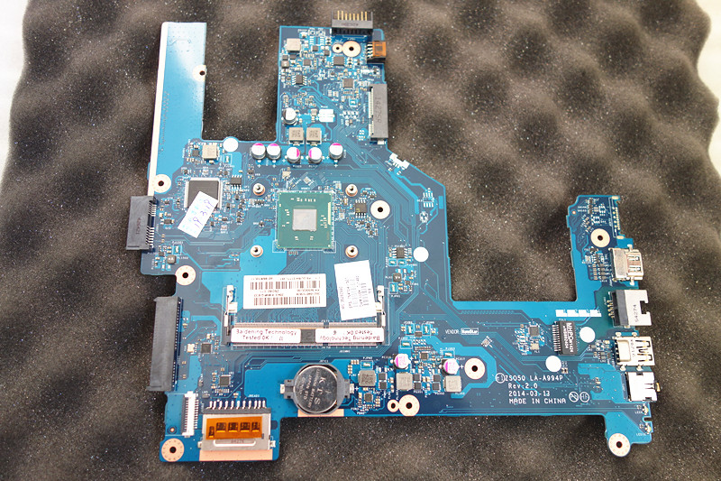 Suitable For HP Pavilion 15-R 15T-R 15-S 764104-501 764104-001 Laptop Motherboard ZS050 LA-A994P With 2830 CPU