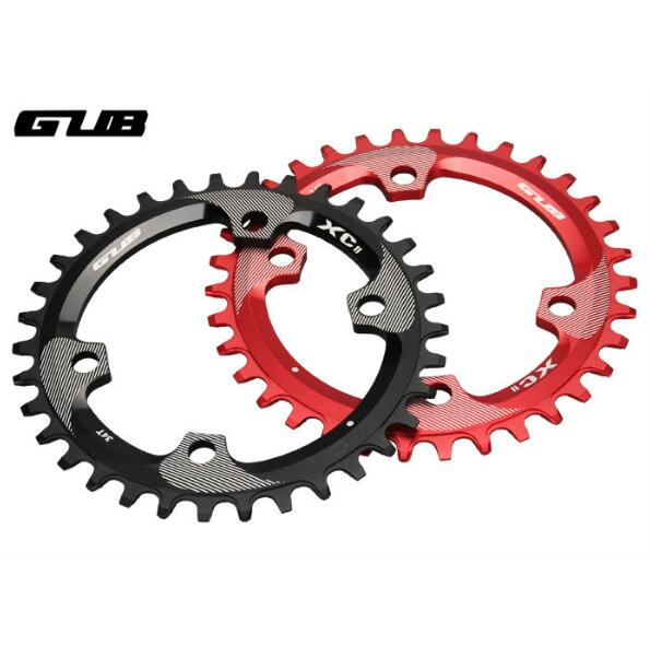 GUB XC11 BCD96 Round MTB Bike Single Chain Ring 34T Bicycle Chainring BCD 96BCD Crankset round Chainwheel for M8000 crank 4 hole bicycle chain wheel 34t 36t bicycle sprocket montanha bike crank wheel mtb bike cranks alloy crankset 170mm