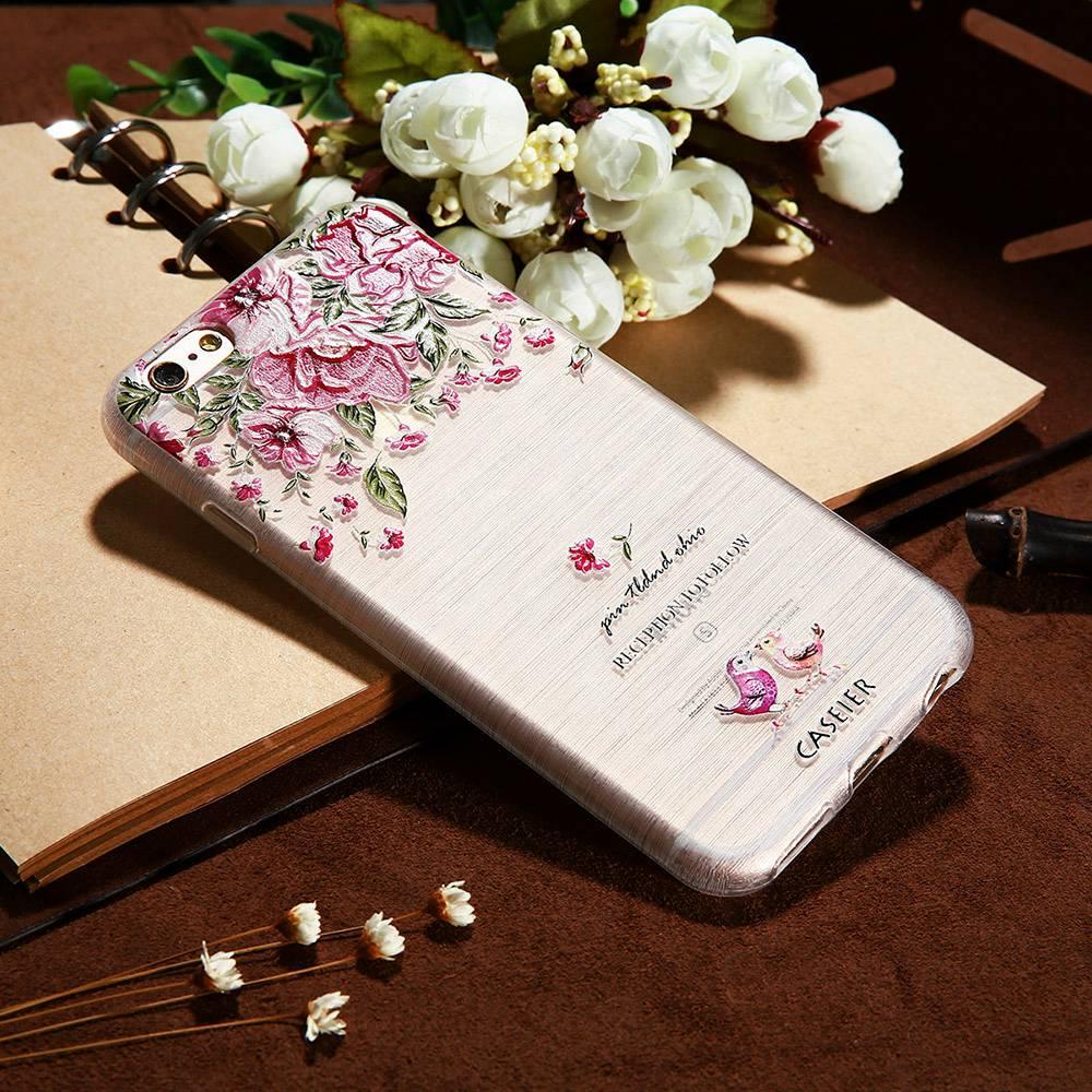 CASEIER Άνοιξη θήκη τηλεφώνου για iPhone 7 8 - Ανταλλακτικά και αξεσουάρ κινητών τηλεφώνων - Φωτογραφία 2