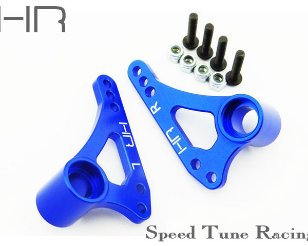 aluminum suspension arm set for the traxxas summit e revo and nitro revo vehicles Aluminum Front multi-mount rocker arms for the 1/10 Traxxas E-Revo, Revo 3.3 and others, and Summit