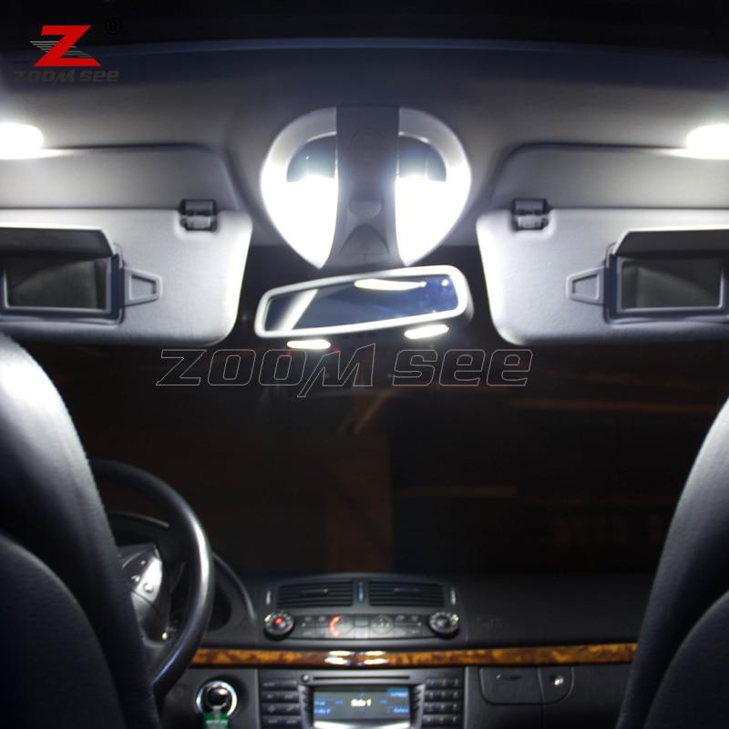 W210 Interior Lights Not Working