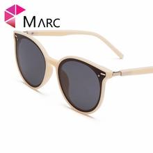 MARC 2019 Brand Women Sunglasses Korean Designer Brown Cat Eye Female TR90 Elegant Sun glasses Fashion Lady Oculos NEW classic