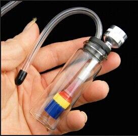 portable shisha waschbar mini shisha brille Reggae mit filter flasche shisha wasserpfeife rohr tragbaren