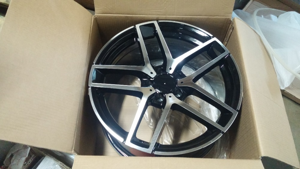 NEW 19x8 5 5x112 IPW Alloy Wheel Rims W811