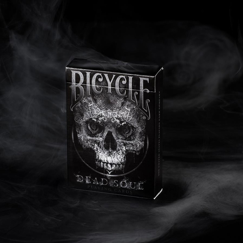 Bicycle Dead Soul Playing Cards Magic Category Poker Cards for Professional Magician