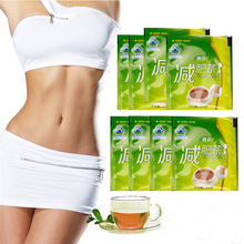 цена на 16Bags Weight Loss Product Fat Burning Tea Slime Detox Tea For Slimming Lose Cellulite ChinesePure Natural Plants