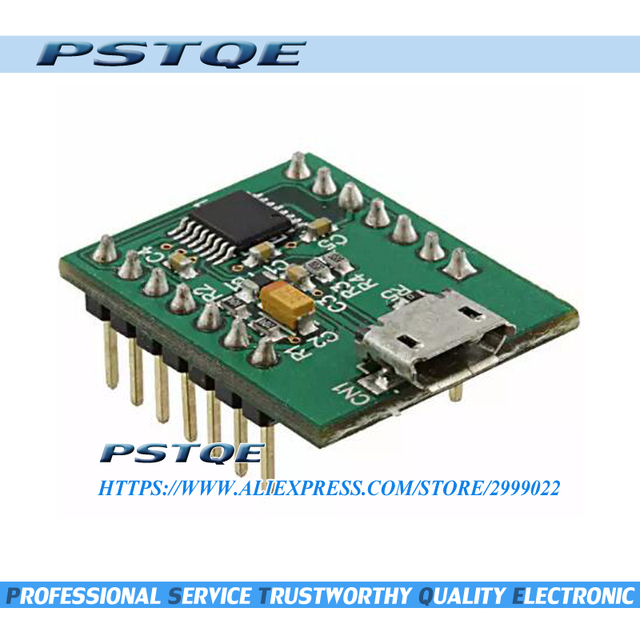 חדש מקורי UMFT121DC USB 2.0 מארח/בקר הערכה לוח
