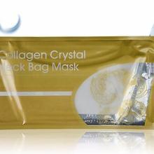 10PCS Collagen Protein Neck Mask Lifting Anti Wrinkle Moisturizing Mask Anti Agi