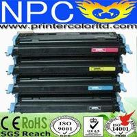 low shipping For HP Q6000A FOR HP 6000 toner cartridge for HP Color Laserjet 1600/2600n/2605/CM1015MFP/1017MFP printer