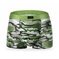 Mens Underwear Plus Size Men's Boxer Shorts Fashion Breathable Modal Boxer Tide men Soldier Camouflage underwear