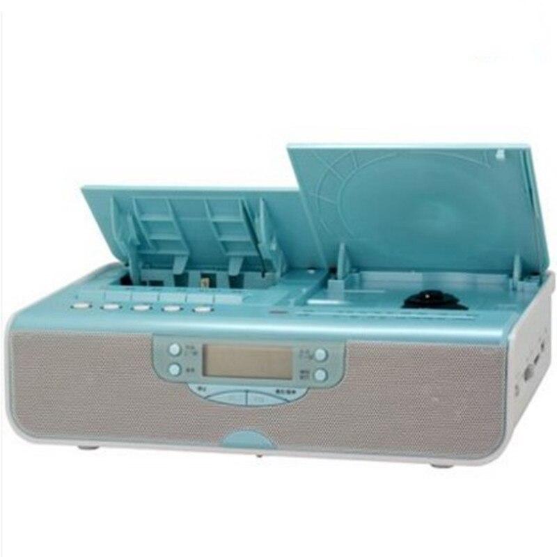Électronique 2017 nouveau lecteur CD chaud lecteur de bande USB lecteur de répétition inclus Machine prénatale Super haut-parleur U carte disque MP3 radio